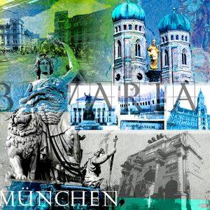 Muenchen  Frit Art M101 300x300 - München, Oktober?Münchener Oktoberfest- bei ART NETWORK zünftig und bunt