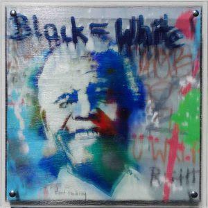 Paul Thierry Black White   Nelson Mandela 300x300 - Paul Thierry- Von Menschen und Marken