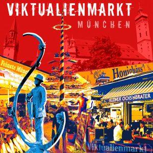 Viktualienmarkt  Frit Art M 10 300x300 - München, Oktober?Münchener Oktoberfest- bei ART NETWORK zünftig und bunt