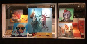 """ARTNETWORK Bocholt Ausstellung Klaus Risse 2019 300x154 - Einladung zur Kunstausstellung - Klaus Risse """"WRIGHT and WRONG"""""""