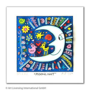 RIZZI10317 James Rizzi Moonlight kunsthandel koenen art network 2019 300x300 - Neues von James Rizzi