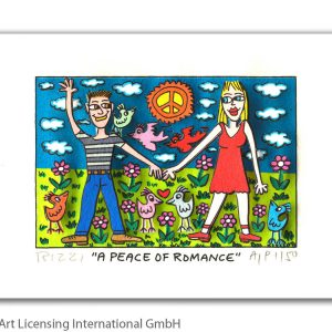 RIZZI10320 James Rizzi a peace of romance kunsthandel koenen art network 2019 300x300 - Neues von James Rizzi