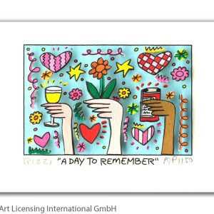 RIZZI10321 James Rizzi a day to remember kunsthandel koenen art network 2019 300x300 - Neues von James Rizzi