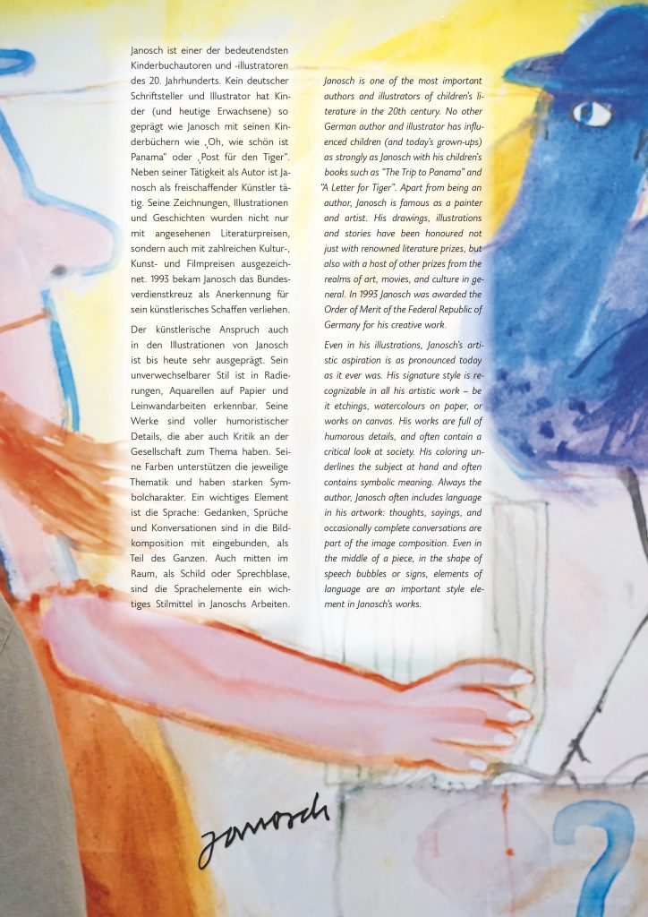 2016.02.10. Janosch. Biografie Text aus Katalog 724x1024 - Janosch