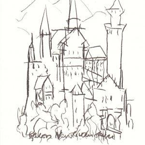 Armin Mueller Stahl Schloss Neuschwanstein Kunsthandel Koenen Bocholt 300x300 - Neues von Armin Mueller-Stahl