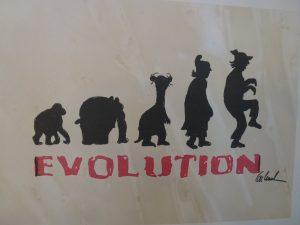 Evolution 300x225 - Otto Waalkes