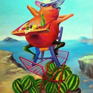 auf Kosa80x1002012 300x300 - Corona und Urlaub - mit diesen Werken holen Sie sich die Urlaubsstimmung nach Hause!