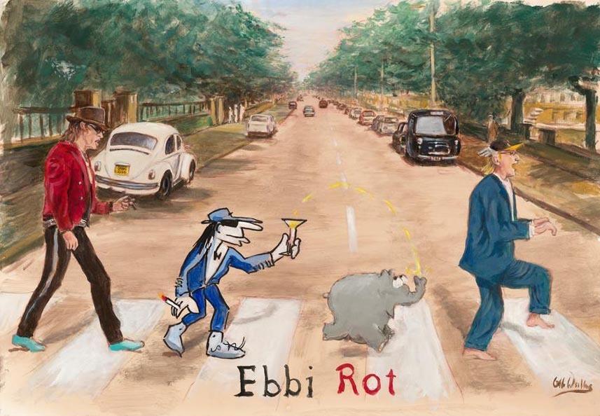 Otto Waalkes - Ebbi Rot Udo