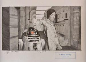 Robert Bailey A Royal Droid Kunsthandel Koenen Bocholt 2020 300x216 - Neu im ART NETWORK SHOP -Robert Bailey