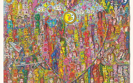 James Rizzi - LOVE IN THE HEART OF THE CITY