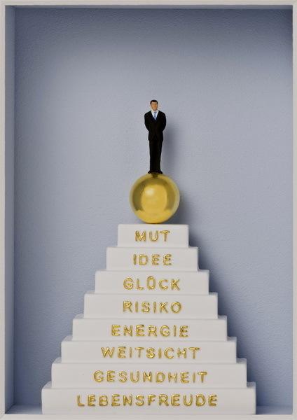 Volker Kühn - Stufen zum Erfolg
