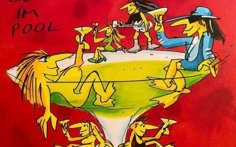 Udo Lindenberg - Cool im Pool