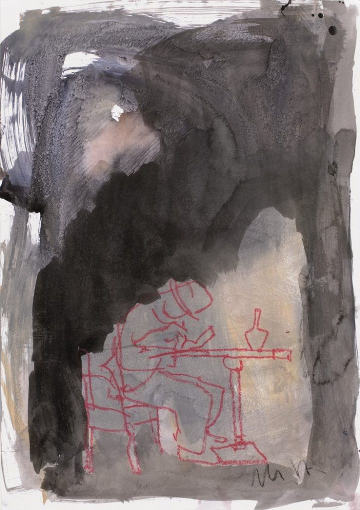 Faust Studierzimmer 2007 Werkmonographie   Seite 330 723x1024 - Das besondere Kunstwerk: FAUST STUDIERZIMMER von Armin Mueller-Stahl