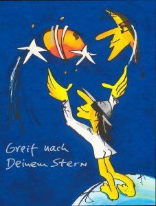 Udo Lindenberg Greif nach Deinem Stern Kunsthandel Koenen 2021 227x300 - Neues von Udo Lindenberg
