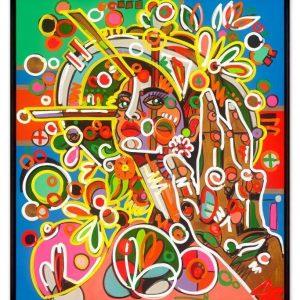 DTE0002 DavidTollmann 2021 27 mitRahmen GoldenTouch 1200 1050 Kunsthandel Koenen Bocholt 300x300 - Neu Bei uns: David Tollmann