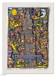 2007 rizzi the king of new york 221x300 - Kunst als Wertanlage - Wer braucht da schon ein Sparbuch?