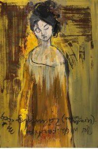 2009   Ursula Meissner   Der Widerspenstigen Zaehmung 198x300 - Kunst als Wertanlage - Wer braucht da schon ein Sparbuch?